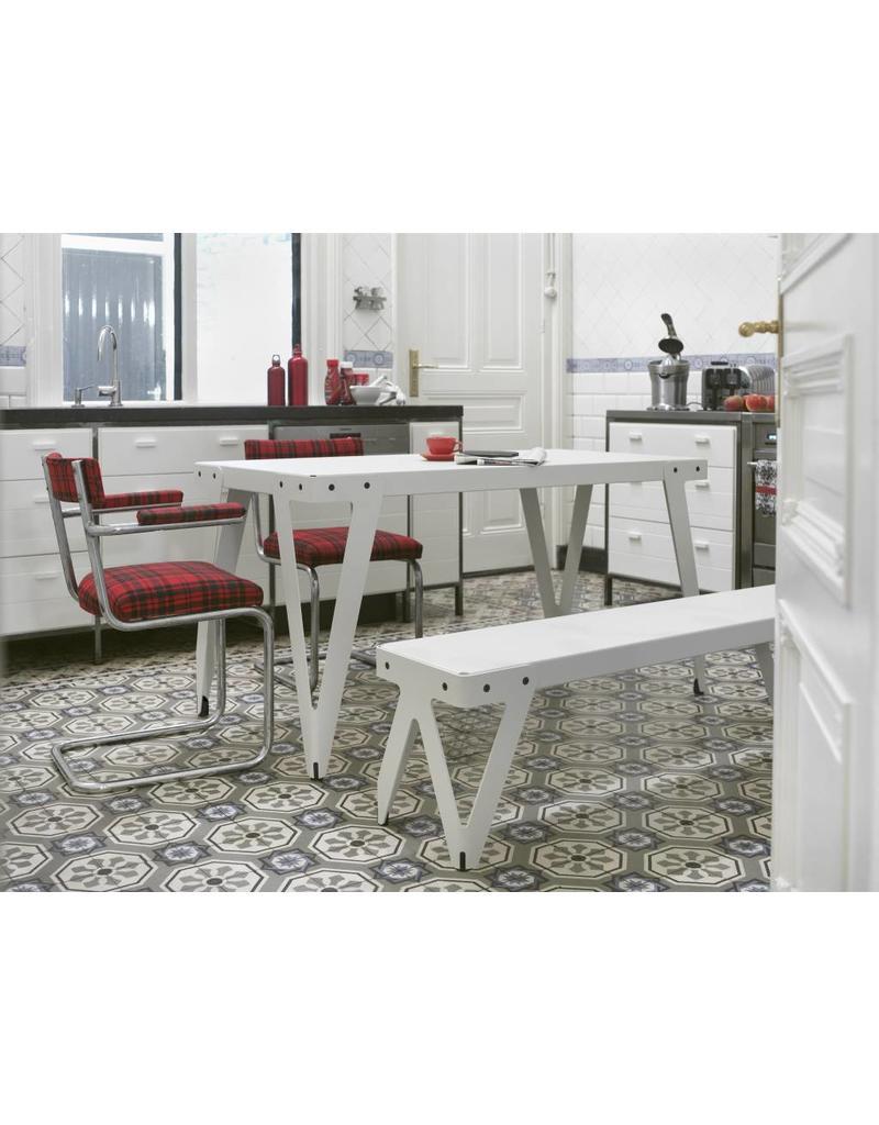 Functionals Functionals Lloyd metalen tafel / bureau