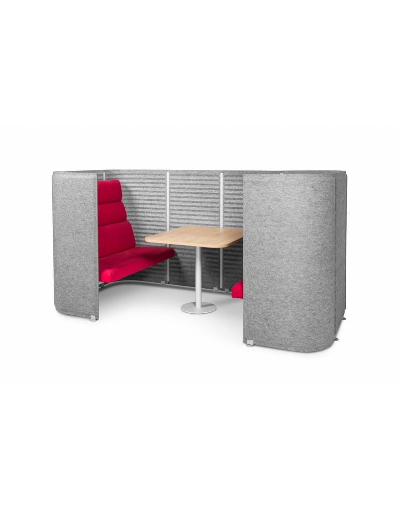 Noti Noti Soundroom 2/4 persoons akoestische vergaderruimte