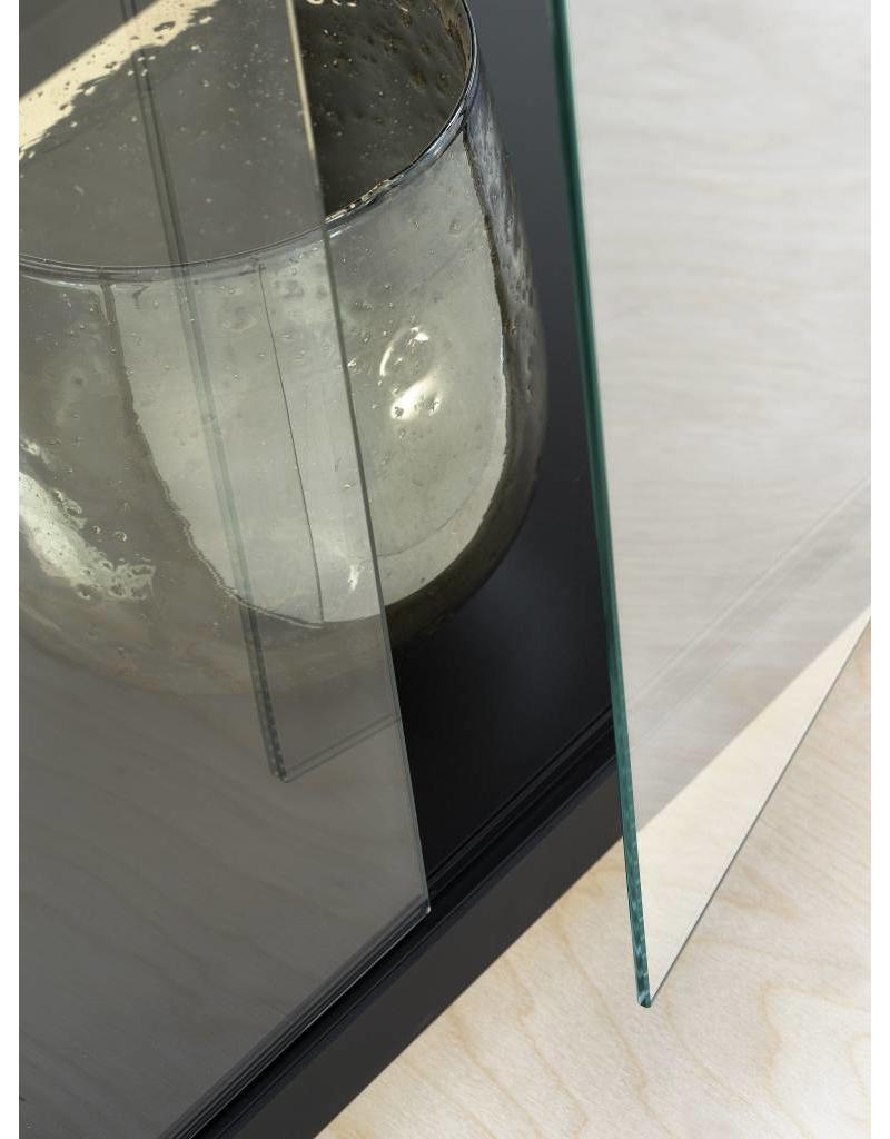 van Esch van Esch Stolp lage vitrinekast