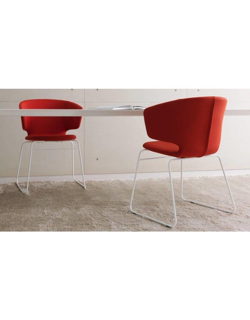 Alias Alias Taormina stapelbare stoel met sledeframe