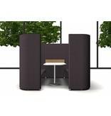 Lande Lande Rondo Quatro stilte ruimte met tafel