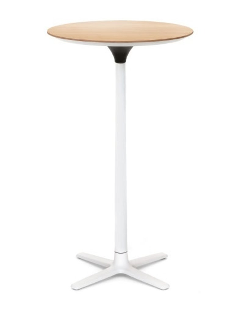 Interstuhl Interstuhl Kinetic sta-tafel, rond ø70 cm, optioneel inklapbaar