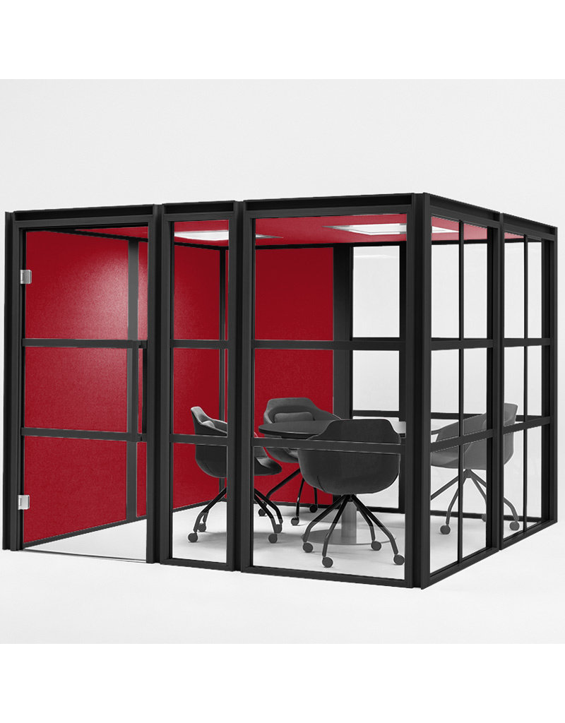 MDD MDD Hako akoestisch vergaderruimte XL