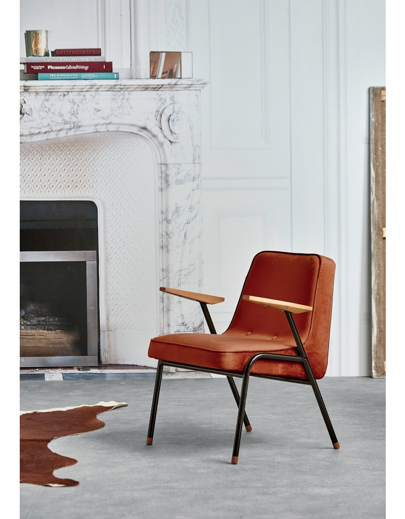 Concept 366 366 Concept model 366 metal fauteuil