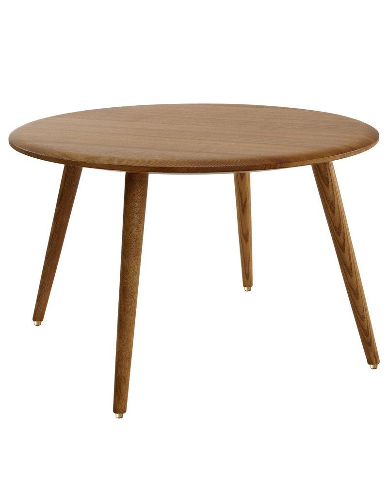 Concept 366 366 Concept essenhouten tafel S/55 37 cm hoog