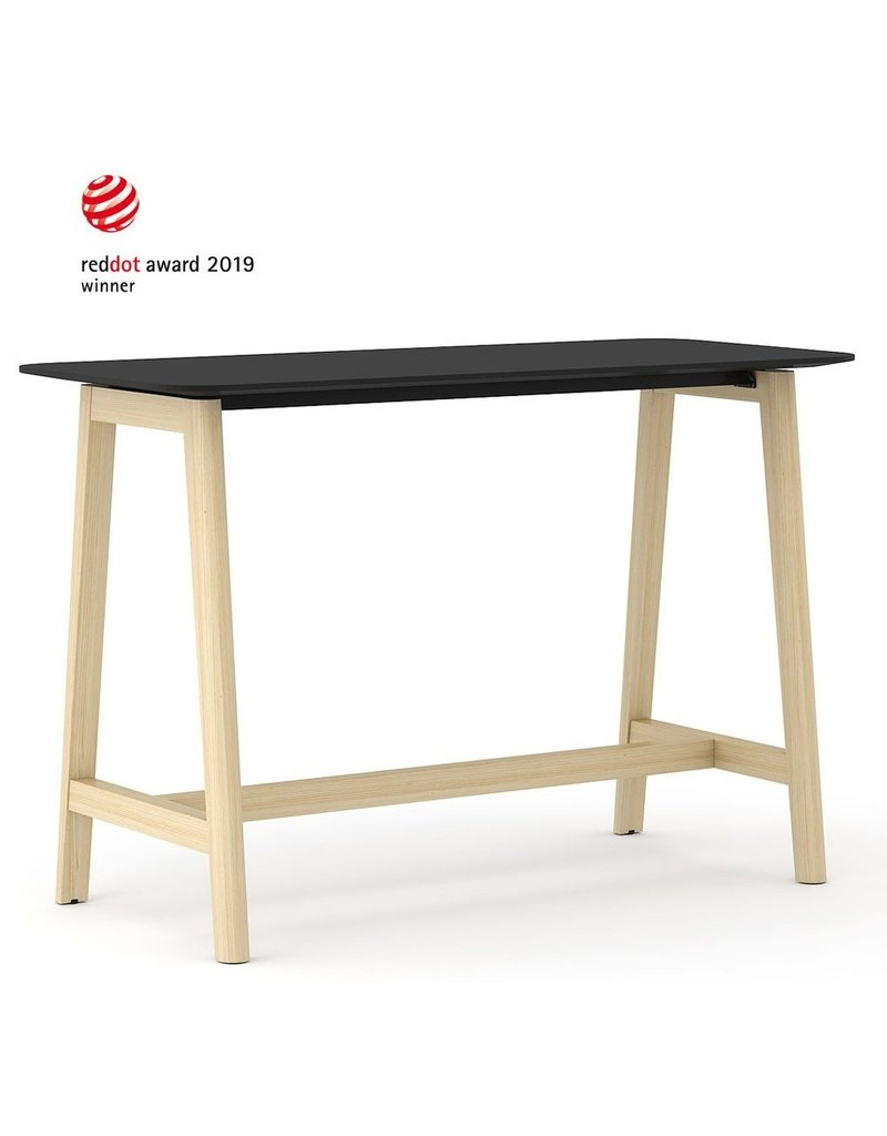 Narbutas Narbutas Nova Wood hoge vergadertafel