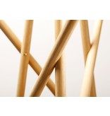 Cascando Cascando Kendo houten kapstok