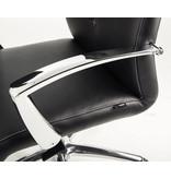Luxy Luxy One leren bureaustoel