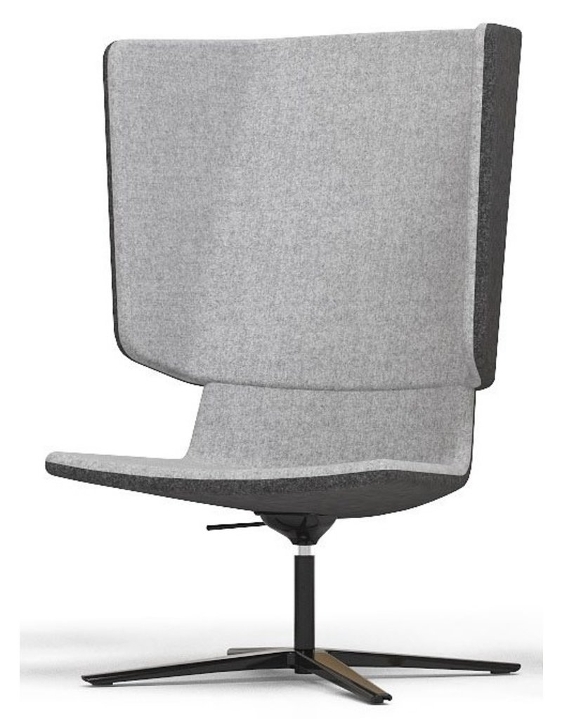Narbutas Narbutas Twist&Sit draaibare akoestische lounge fauteuil