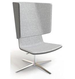 Narbutas Narbutas Twist&Sit draaibare lounge fauteuil