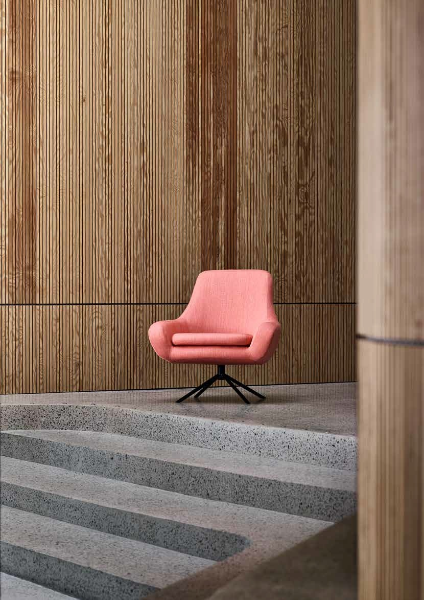 Tremendous Softline Noomi Draaifauteuil Lounge Fauteuil Pdpeps Interior Chair Design Pdpepsorg