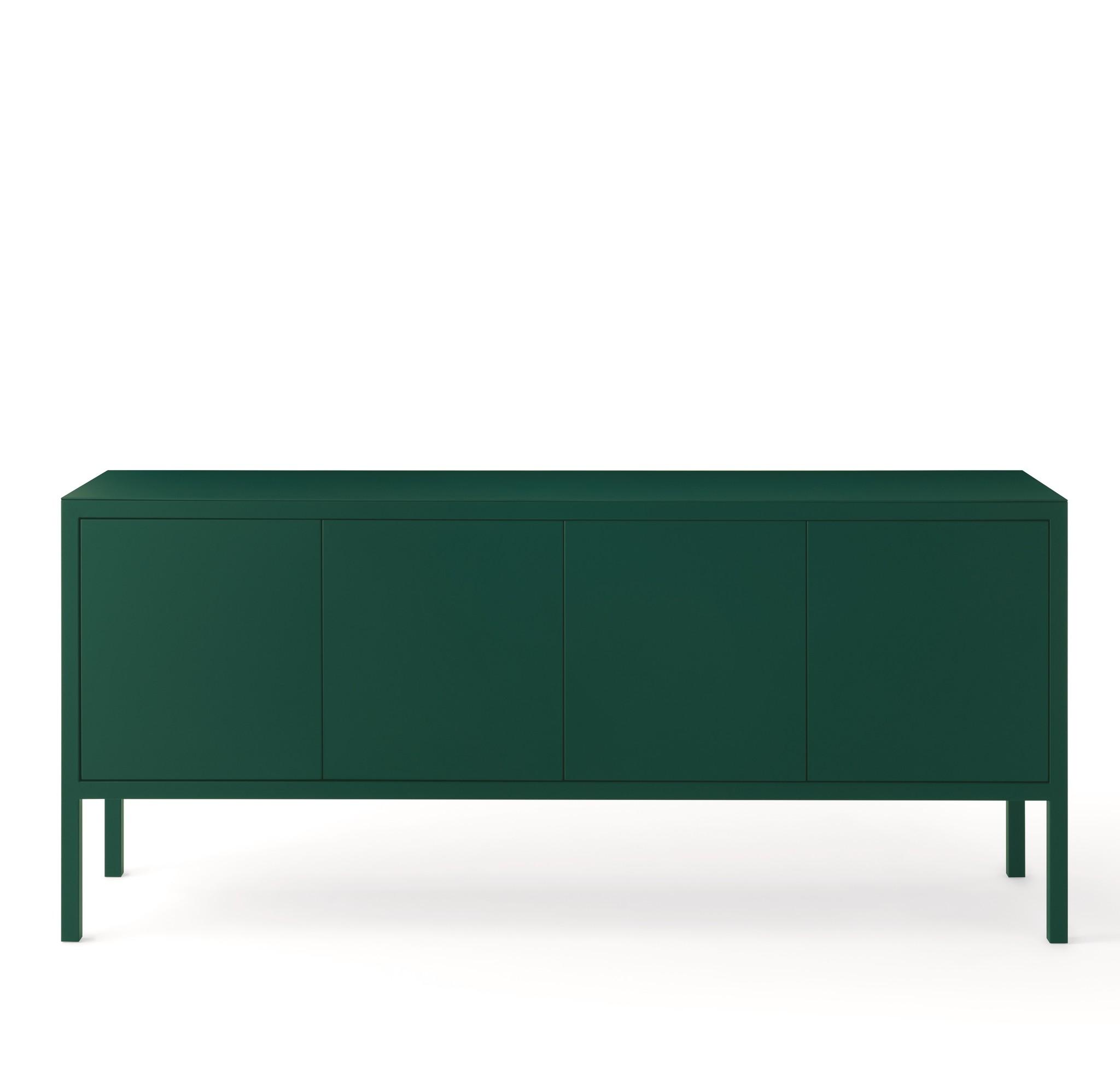 Ongebruikt Fantin Frame metalen dressoir met 4 deuren - Design Online Meubels RT-42