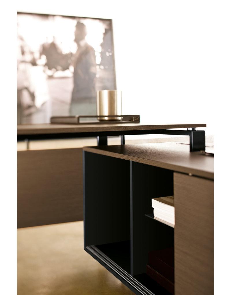 Frezza Frezza Velvet bureau met vast dressoir