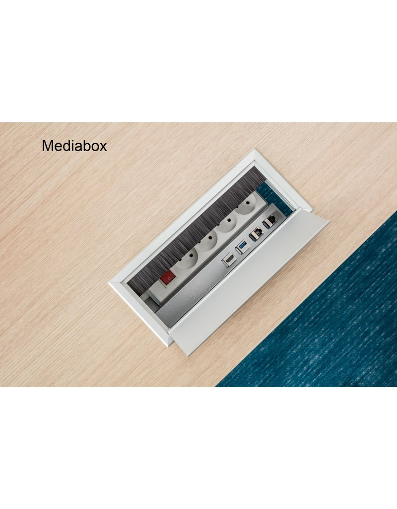 MDD MDD OGI-Y modulaire vergadertafel