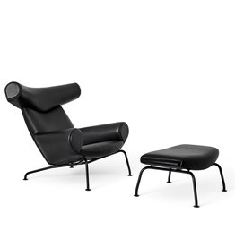 Erik Jørgensen Erik Jørgensen Ox Chair lounge stoel