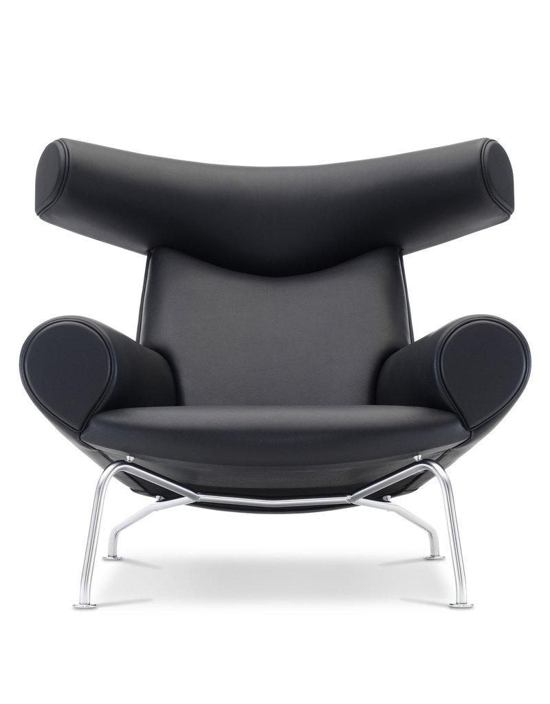 Erik Jørgensen Erik Jørgensen Oxchair lounge stoel