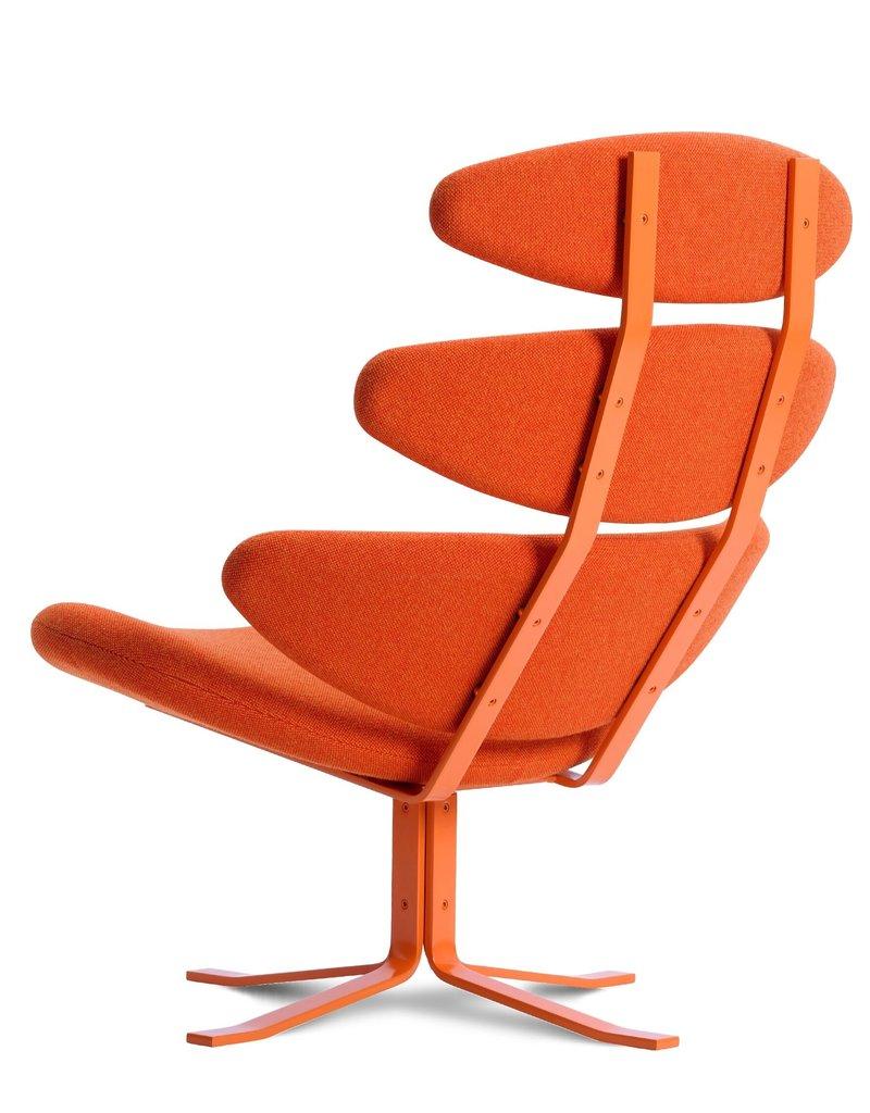 Erik Jørgensen Erik Jørgensen Corona Spectrum lounge stoel