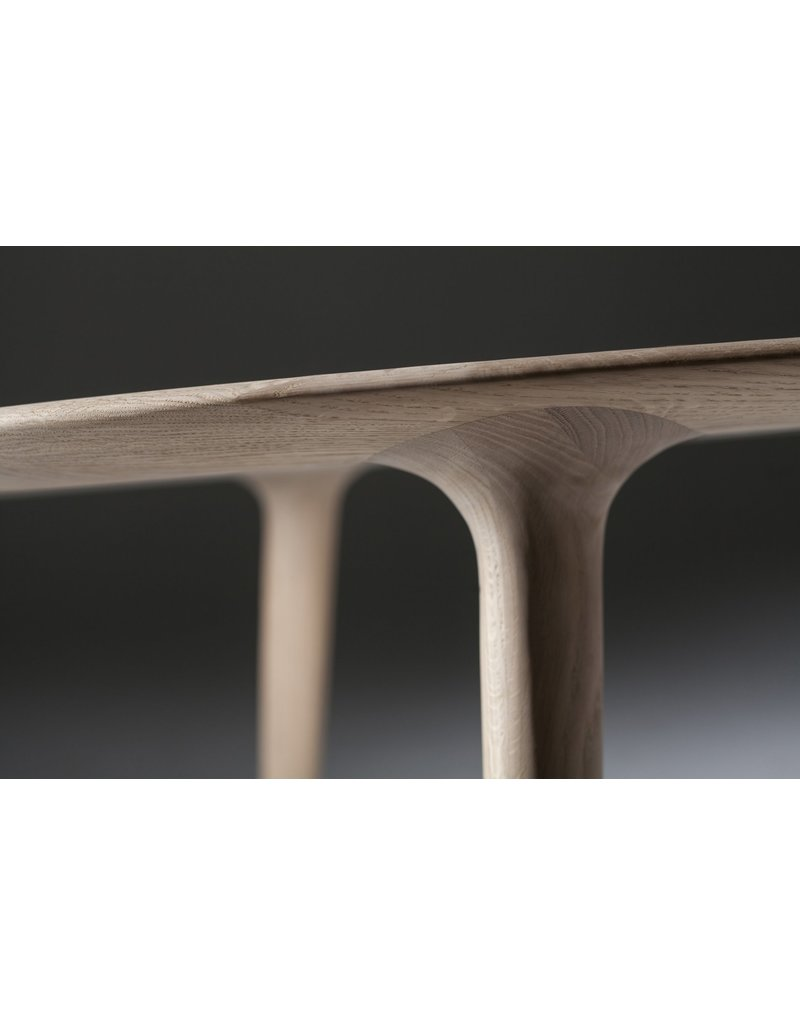 Artisan Artisan Luc massief houten ovale tafel