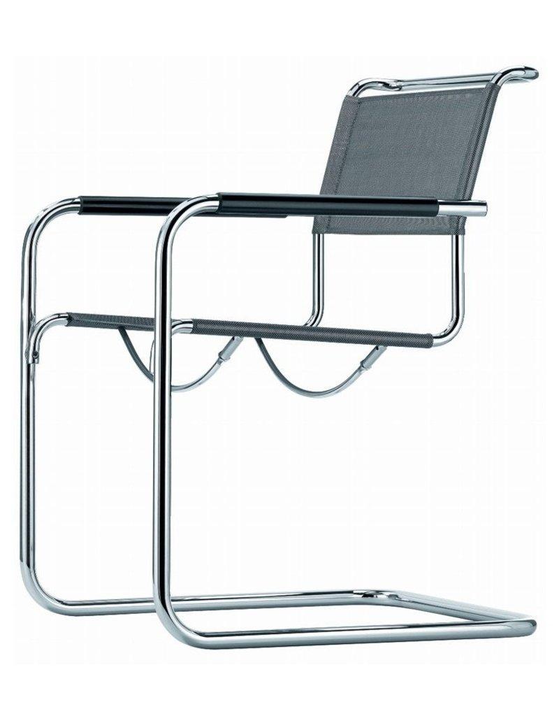Thonet Thonet S 34 N outdoor stoel met armleggers