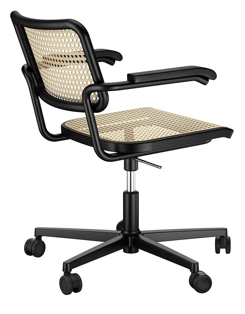 Thonet Thonet S 64 VDR bureaustoel