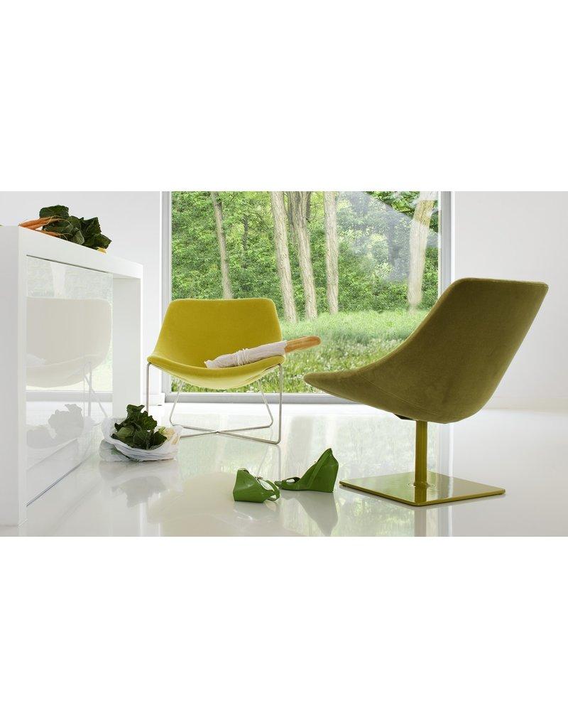Noti Noti Mishell lounge stoel met slede frame