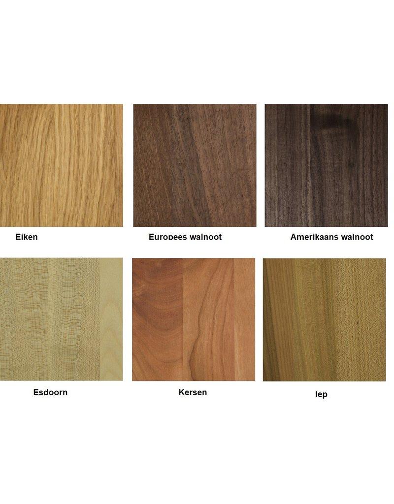 Artisan Artisan Tanka houten design eetkamer / restaurantstoel