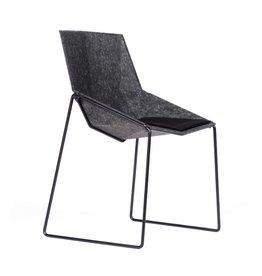 Donar Donar Nico Less Soft stoel van gerecycled materiaal
