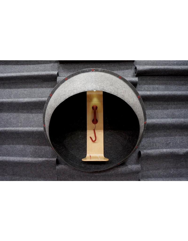 Donar Donar Chat Loop akoestische telefooncel