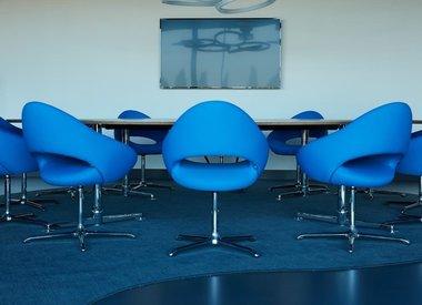 Vergader- conferentiestoelen
