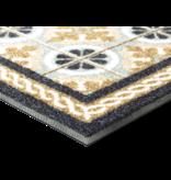 Kleen-Tex Schoonloopmat Kitchen Tiles