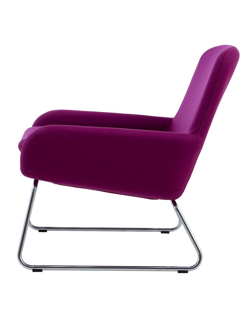 Softline Softline Coco stoelmet sledeframe