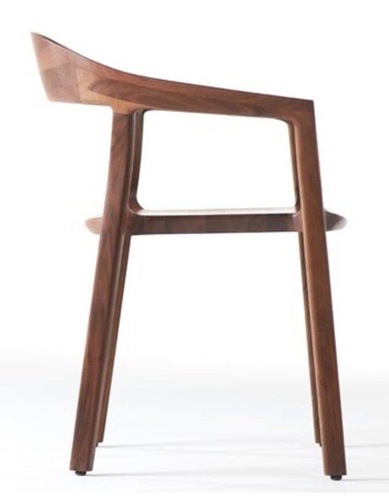 Artisan Artisan Tara houten design eetkamer / restaurantstoel