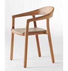 Artisan Artisan Tara houten stoel met kussen