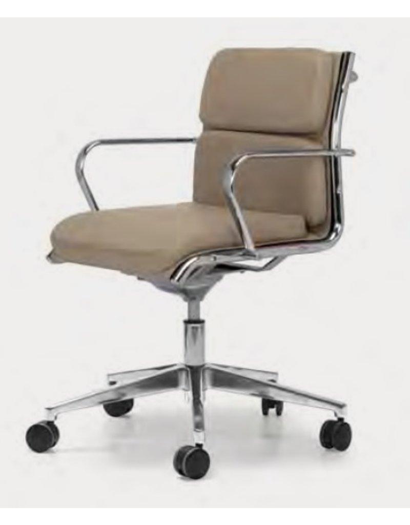 Quinti Quinti Season Comfort lage bureaustoel XL