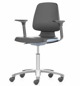 bimos laboratoriumstoelen Bimos  Labsit 2 laboratorium stoel