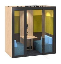 Narbutas Narbutas Silent room M akoestische werkruimte