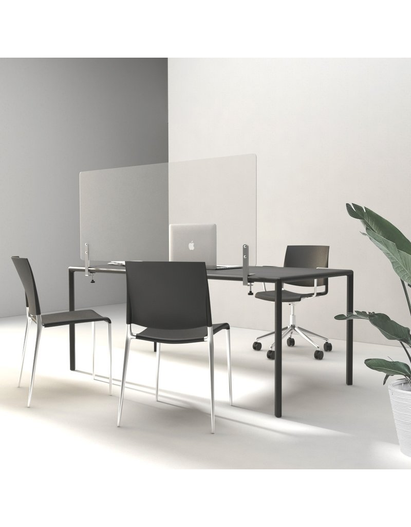 Rexite Rexite Lux glazen bureauschermen