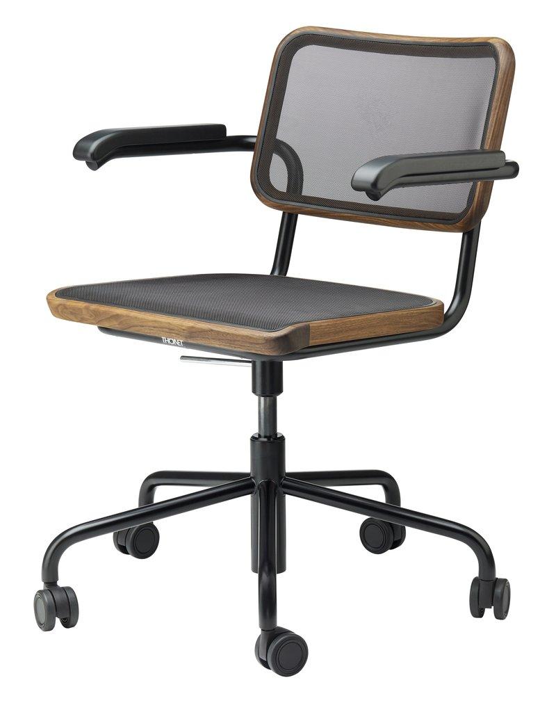 Thonet Thonet S 64 NDR bureaustoel met netbespanning