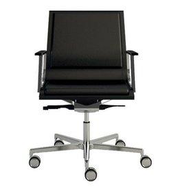 Luxy Luxy Nulite bureaustoel leer soft