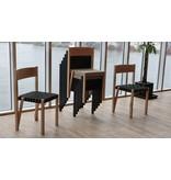 David design David design Winwood stapelbare houten stoel