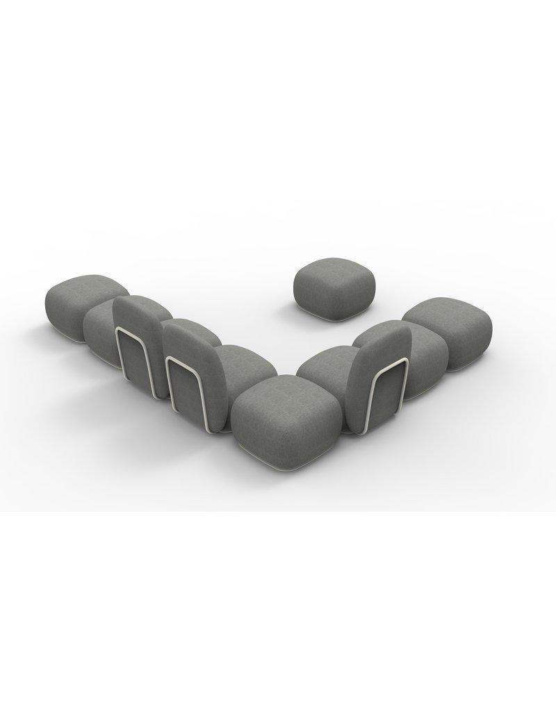 David design David design Dots modulaire wachtkamer bank