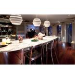 Emeco Emeco Icon barkruk met rugleuning van Philippe Starck