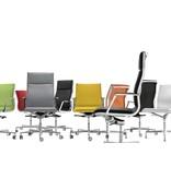 Luxy Luxy Nulite bureaustoel, leer soft