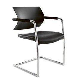 Luxy Luxy Aire Jr. bezoekersstoel leer