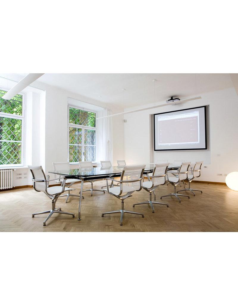 ICF ICF Una Management vergaderstoel met netbespanning
