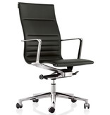 ICF ICF Una Management leren bureaustoel