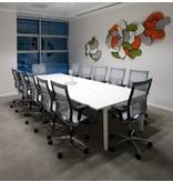 ICF ICF Una Plus bureaustoel met netbespanning