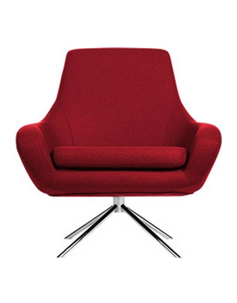 Enjoyable Softline Noomi Draaifauteuil Lounge Fauteuil Pdpeps Interior Chair Design Pdpepsorg