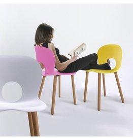 Rexite Rexite Olivia Wood stoel