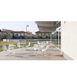 Plank Plank Miura opklapbare ronde tafels, terrastafels en sta-tafels